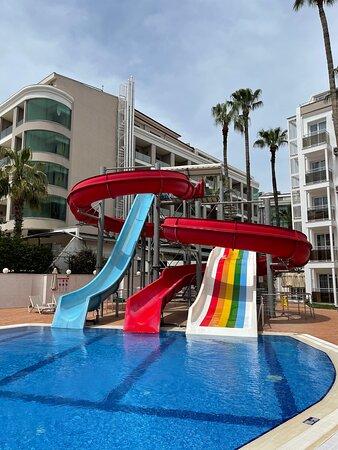 Отдых в Ideal Prime Beach - май 2021 год