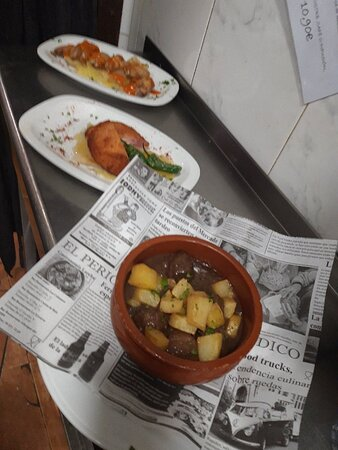 Alpedrete, Spain: Gran menu