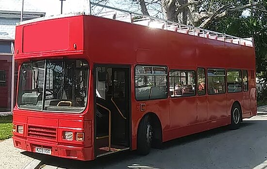 Big Red Bus Tours of Fort Lauderdale