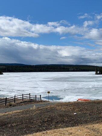 Glennallen, AK: Tolsona Lake Resort Restaurant