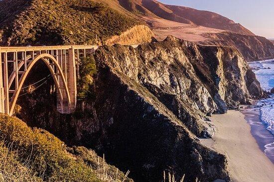 Guidare la costa della California: un tour di guida audio autoguidato