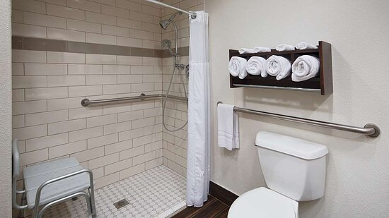 Gray, LA: Accessible Bathroom