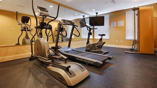 Gray, LA: Fitness Center
