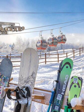 Skiing - Park City