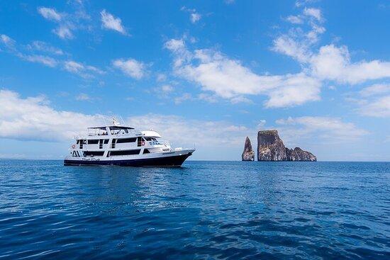 Itinéraire de croisière Monserrat Galapagos C (5 jours)