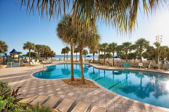 Pool - Club Wyndham Ocean Walk