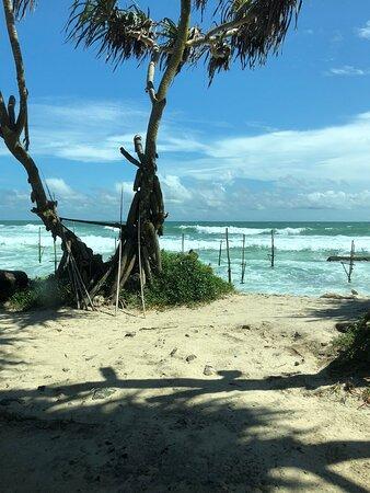 Cultural Triangle of Sri Lanka: Ruggard beach