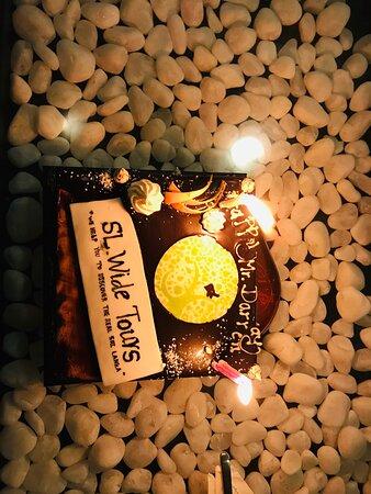 Cultural Triangle of Sri Lanka: Happy birthday!!