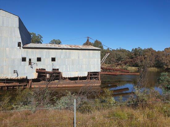 Eldorado, Austrália: The tailings end