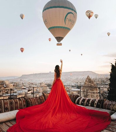 Cappadocia Rental Dresses