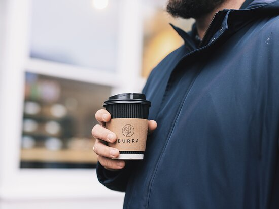 Coffee is about connecting people.   At Burra, we're on a mission to bring our community together and inspiring sustainable thinking through positive change.
