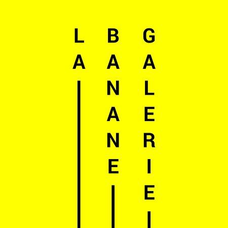 Galerie d'art contemporain à Cannes. WE ARE OPEN - May 2021 www.instagram.com/labananegalerie