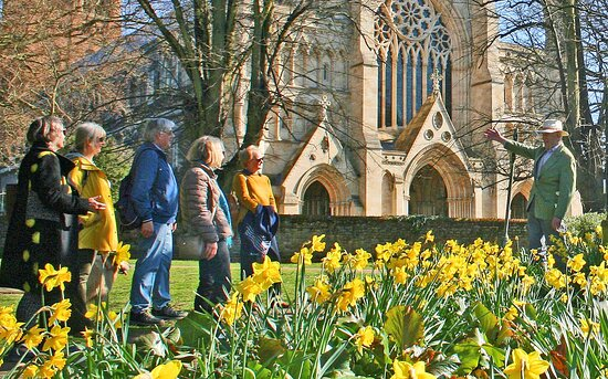 City and District of St Albans Tour Guides