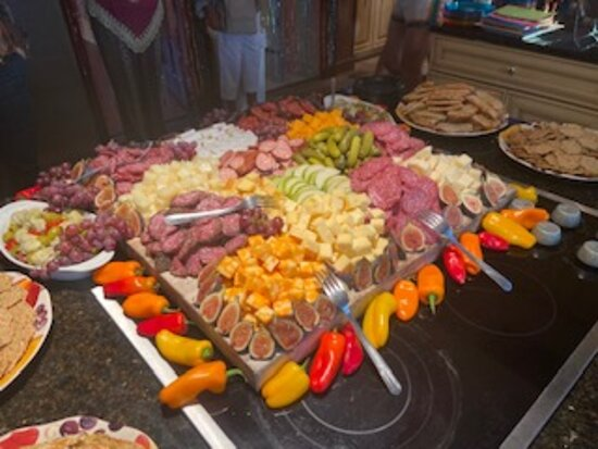 Charcuterie Boards for off site catering