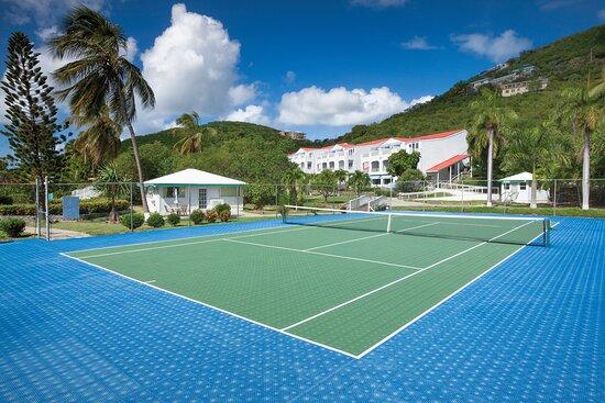Tennis - Limetree Beach