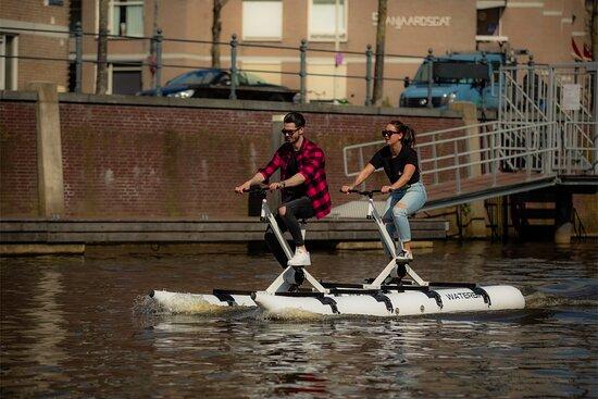 Waterbike Breda
