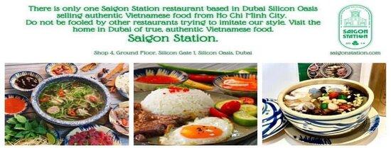No more hot weather disturbing your experience when you dine-in. Welcome to Saigon Station!!! To our lovely customers, let's come and enjoy your favourite Vietnamese dish in a nice and cool atmosphere! 🥰💐❤️🥰❤️💐🚘🚘🚘🚘🚘 Đã xong cho mùa nóng.  Saigon  Station 🚉   Kính chào quý khách.  Miền tây nằm giữa lòng Dubai. Là có thật. Hãy đến trãi nghiệm nhé. Khách hàng yêu. 🥰💐❤️