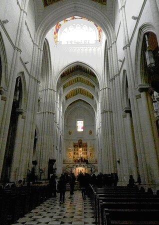 Catedral de Sta Maria la Real de la Almudena
