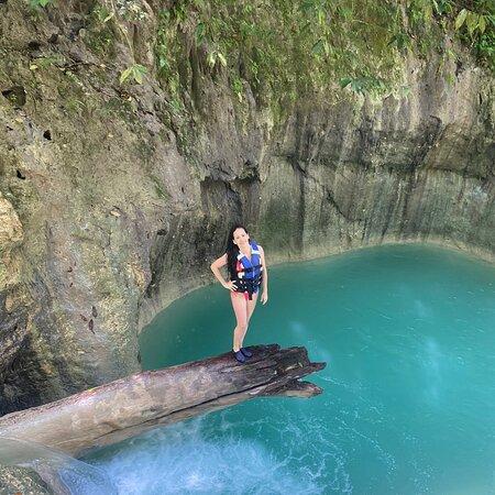 Cola de Pato   Impresionante maravilla de la naturaleza. Aguas turquesas, saltos extremos, caminatas que requieren de estar en forma, pero se disfruta de una forma sobrenatural.