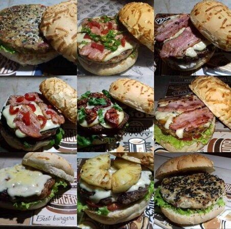 Gourmet burgers at excellent value