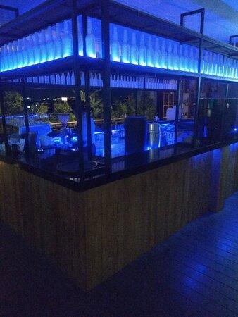 nyantai @vanilla sky lounge