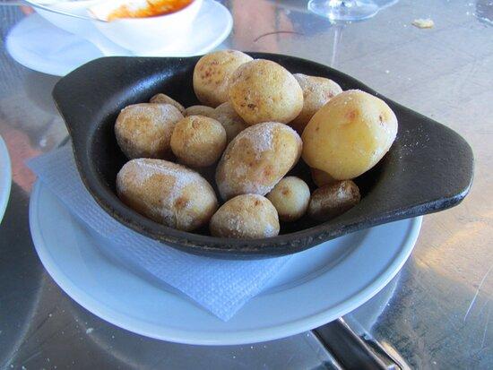 Restaurante El Dorado Las Canteras Casa Manolo