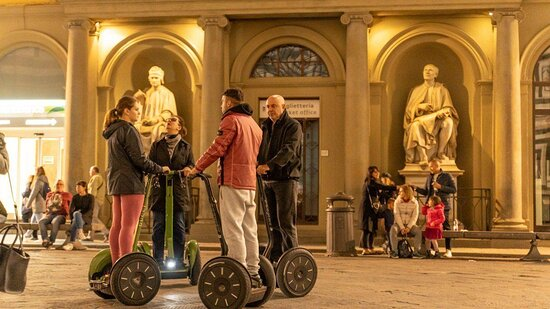 SegWay Tour with a Guide