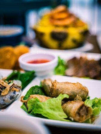 年輕新派越南菜