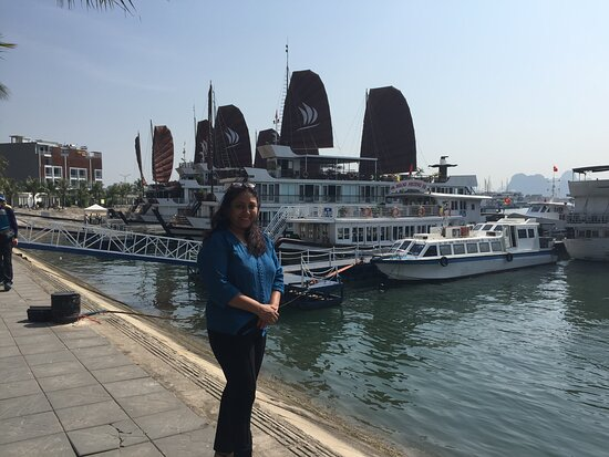 Overnight Luxury 5 Star Alisa Cruise with Meals, Kayak or Bamboo Boat: Alisa Cruise was a winner!