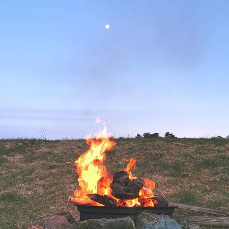 Campfires at The Gather