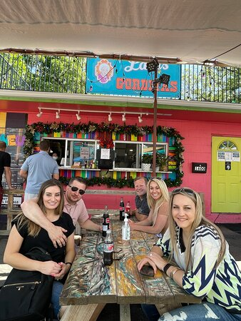 Visit colorful, friendly, puro San Antonio spots. Independent and chef-driven ONLY.