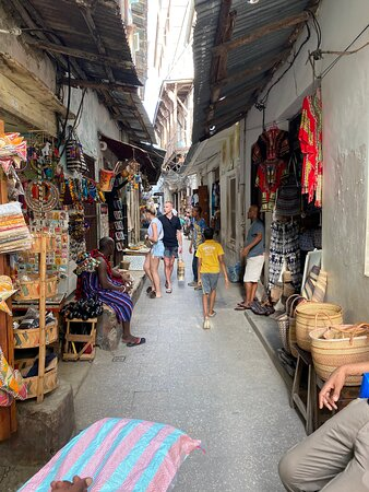 Get lost in the beauty, culture, and history of Stone Town