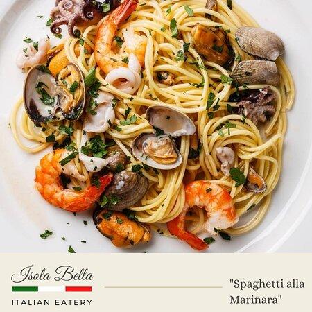 Marinara Sauce with pasta