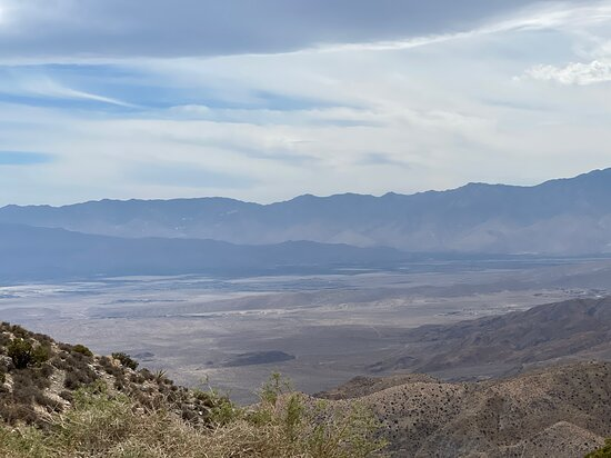 Full Day Hike in Joshua Tree National Park: A picture from the California Riding and Hiking Trail in Joshua Tree National Park