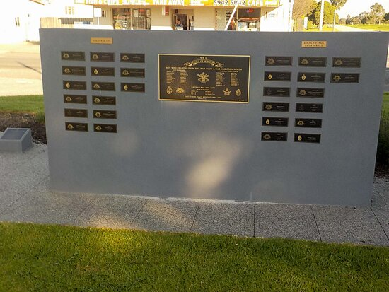 Nar Nar Goon War Memorial