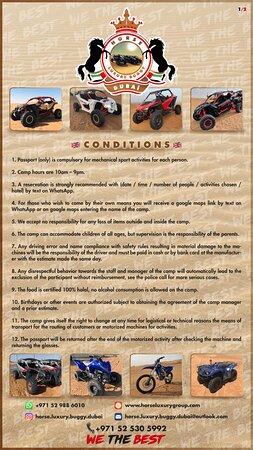 Condition English 1