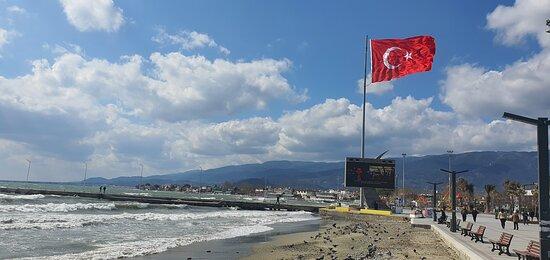 Akcay, Turkey: Sahil Akçay / Balıkesir