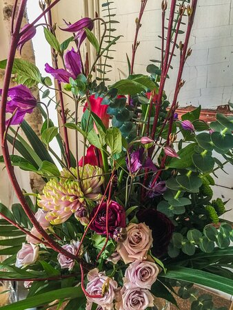 Kleiner Einblick in unseren BlumenPavillon