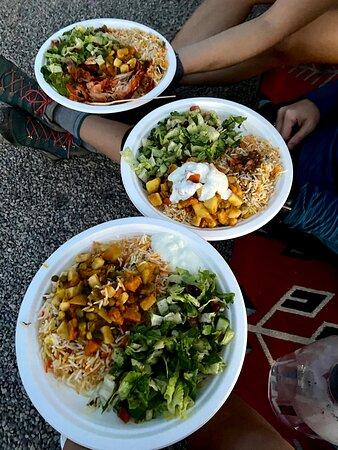 Samar Trail Hiking Adventure in Mount Jais: Local iftar dinner