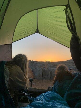 Samar Trail Hiking Adventure in Mount Jais: Watching the sunrise