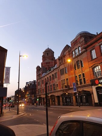 Great architecture along Renshaw Street