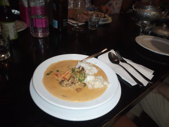 Sutherland Shire, Úc: Roasted Duck Penang Curry!