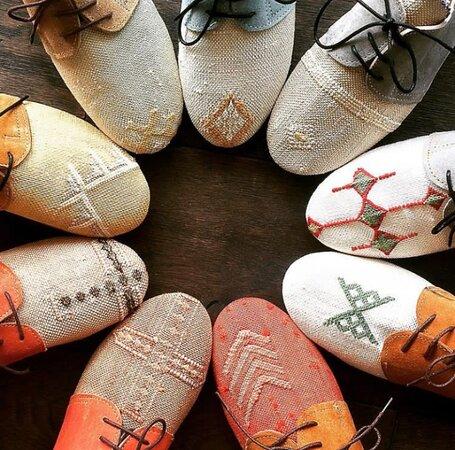 Art Fez Shoes