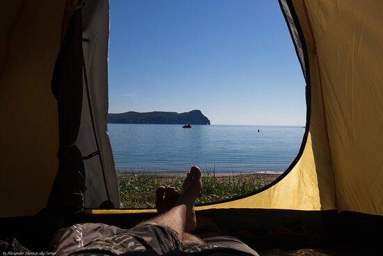 Foto de Chintamani Camping, Valentin: фото с дрона - Tripadvisor