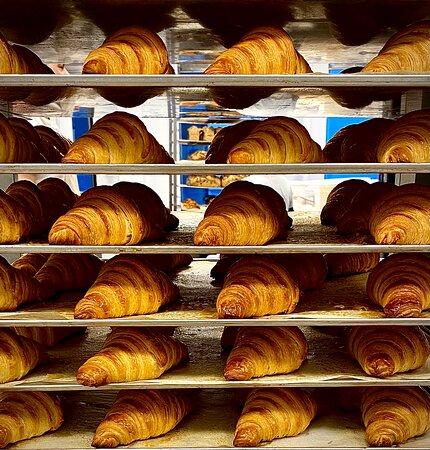 Croissants by 25 Degrés