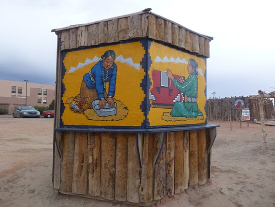 Navajo Shadehouse Museum