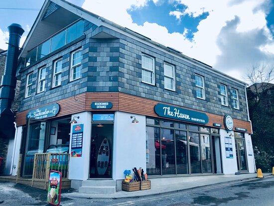 The Haven Fish Chips Gorran Haven Updated 2021 Restaurant Reviews Menu Prices Tripadvisor