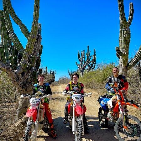Baja Ride