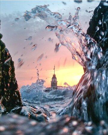 Kız kulesi - Üsküdar - İstanbul 📸@hasanilkay