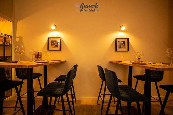 GANESH Cocina Ecléctica C/ Portal del Lleó, 9 - Xàtiva (Valencia) Tel. de reservas: 644 72 00 98 http://www.ganesheclectico.com/